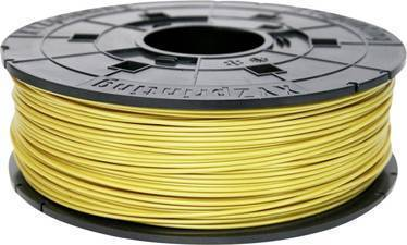 600gr Gold PLA Filament Cartridge (Junior)