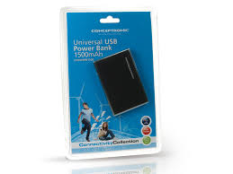 Conceptronic Universal USB Power Bank