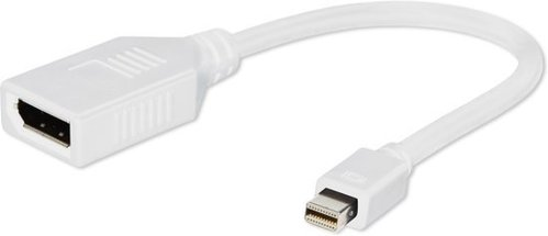 Adapterkabel, mini-DisplayPort- DisplayPort female