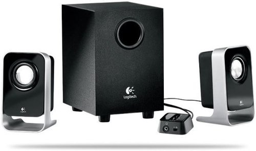 Logitech-Speakers LS21