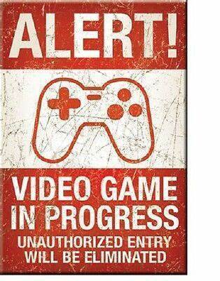 Alert! video game in progress