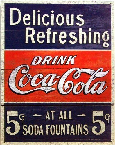 Coca Cola Delcious Refreshing